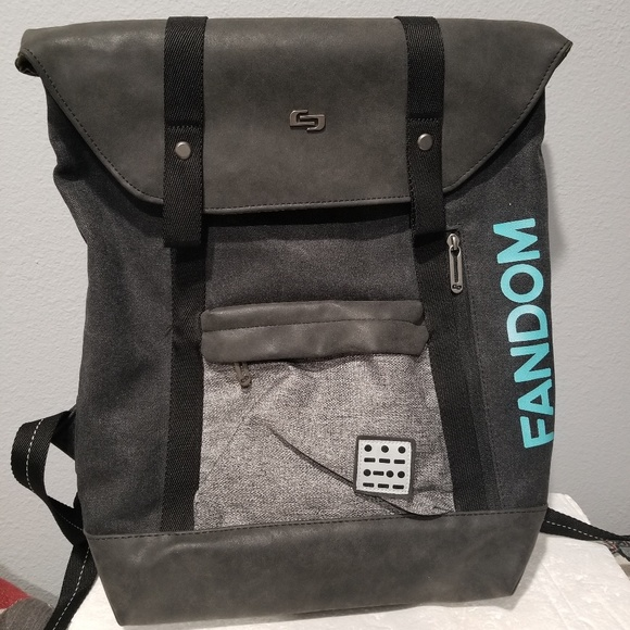 eb24c61e383 solo Bags | Urban Code Laptop Backpack Large Bag Grey | Poshmark